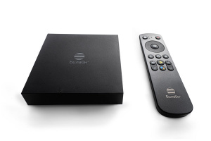 Медиаплеер Билайн Beebox Android TV